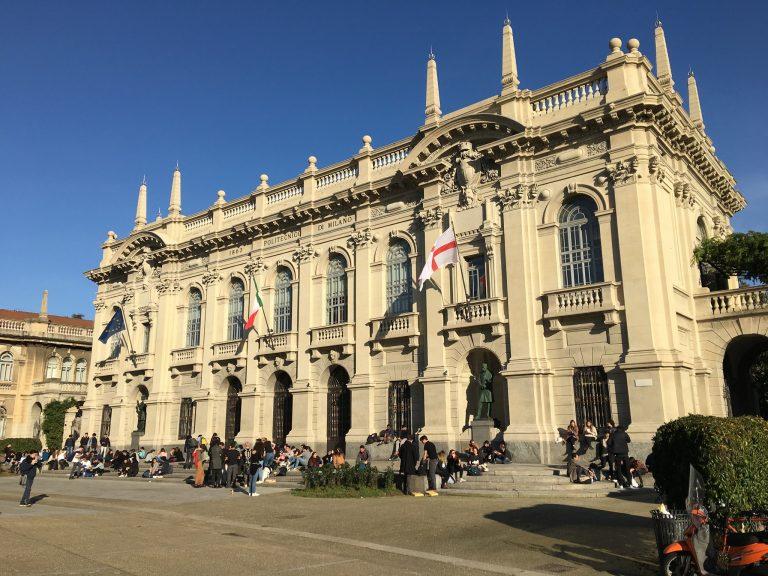 Politecnico 137esimo ateneo al mondo e primo in Italia