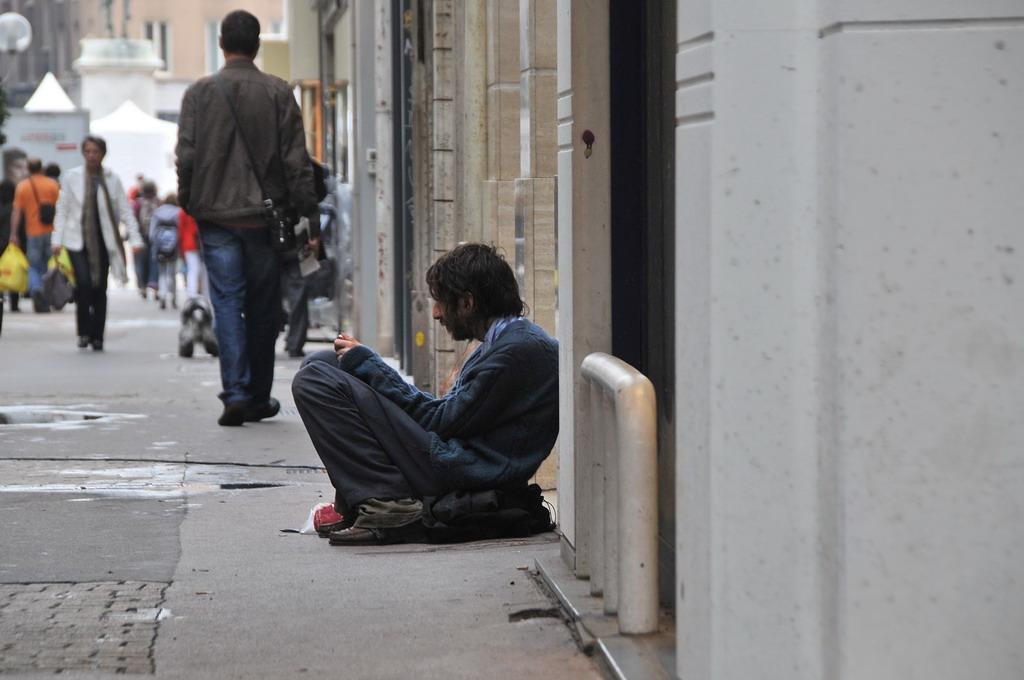 poverta a milano