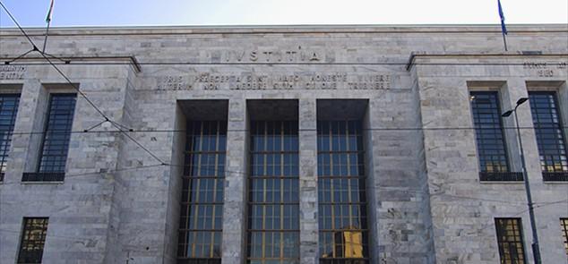tribunale di milano chiuso