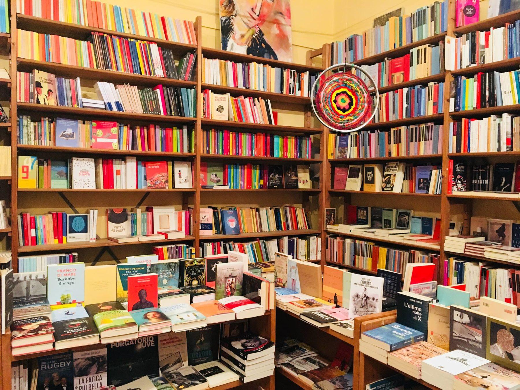 libreria popolare di via tadino