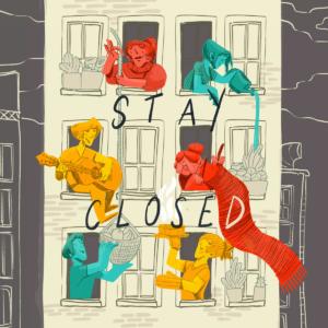 Stay close(d) - immagine di Fraffrog
