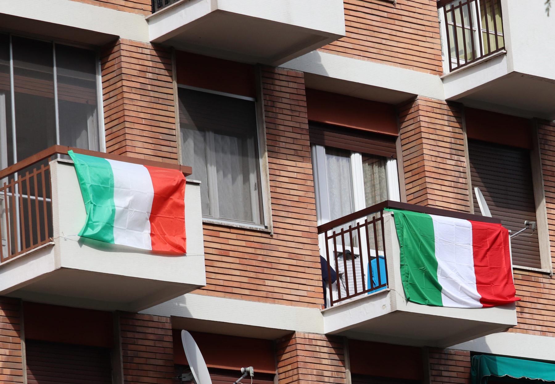 Tricolore - balconi italiani