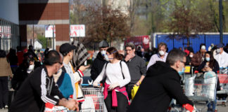 Supermercati - emergenza