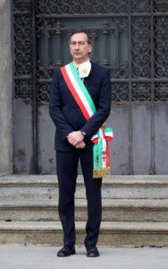 Liberazione 25 aprile 2020 - Giuseppe Sala