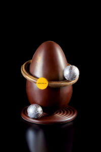 Moschella uovo fondente
