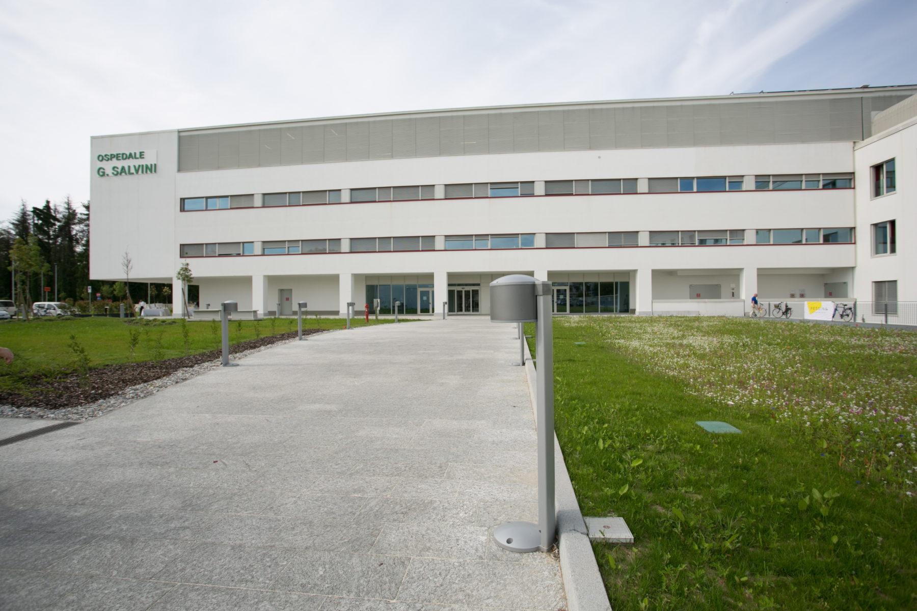 Primi segnali di fase 2 anche nei piccoli Comuni dell'hinterland - ospedale di Garbagnate