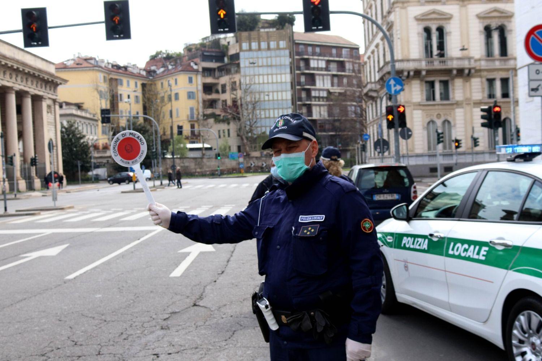 """Da oggi 180 agenti di Polizia Locale per il controllo dei """"disobbedienti"""""""