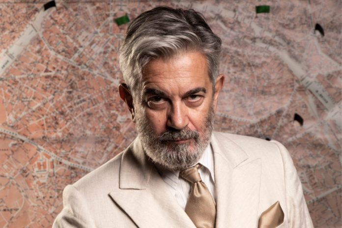 Ferdinando Bruni fondatore del Teatro dell'Elfo- foto ©Laila Pozzo