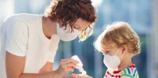 bambini covid raffreddore