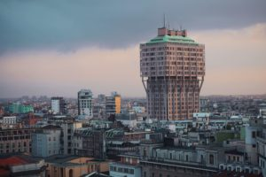 arte brutalista - torre velasca
