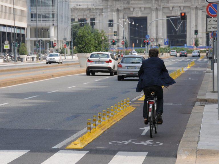 «Per la fase 2 altri 35 chilometri di nuovi percorsi ciclabili»