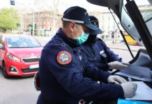 emergenza coronavirus - controlli - polizia locale