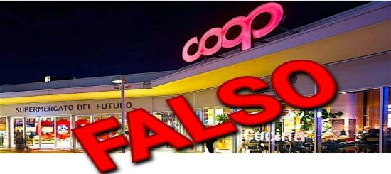 Buoni gratuiti Coop: attenzione alla truffa online