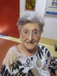 La madre di Maurizio Savarese, una ex ospite della casa di riposo deceduta poche settimane fa