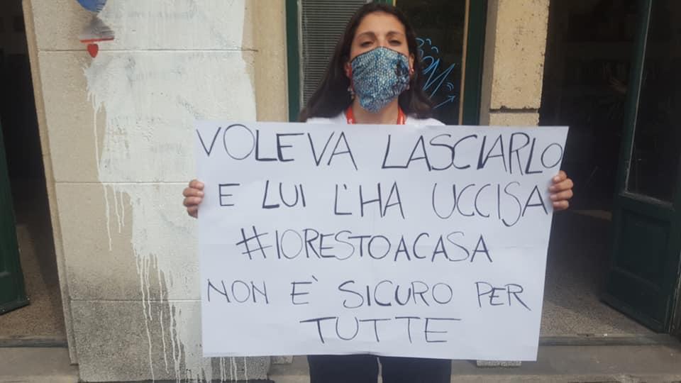 «Voleva lasciarlo e lui l'ha uccisa: #iorestoacasa non è sicuro per tutte»
