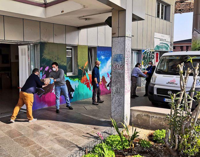 Servizi sociali del Comune al lavoro per l'emergenza coronavirus: vitto, alloggio e quarantena