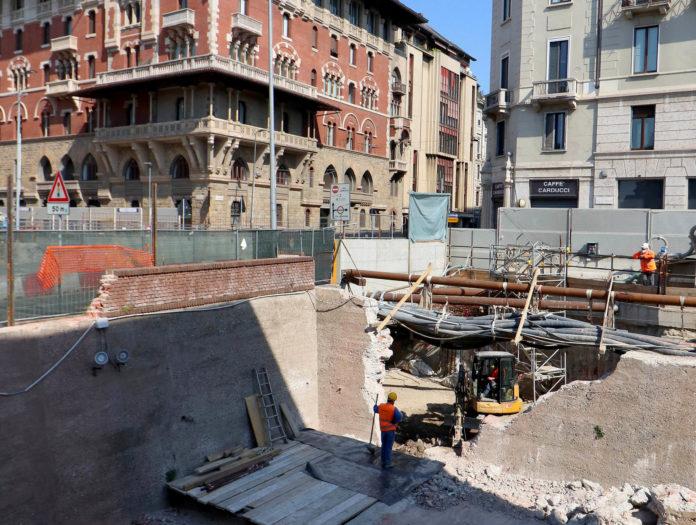 Dove sono ripresi i cantieri?
