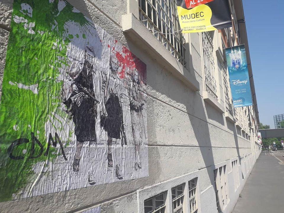 murales partigiane