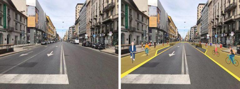 """""""Strade Aperte"""": il nuovo progetto per la mobilità milanese"""
