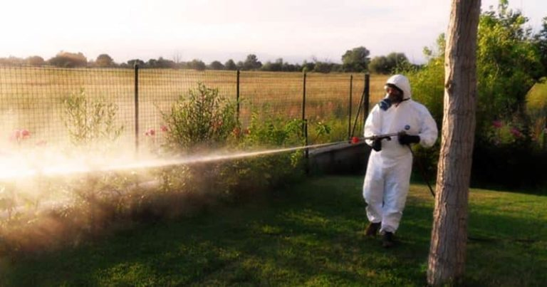 Amsa al lavoro contro le zanzare