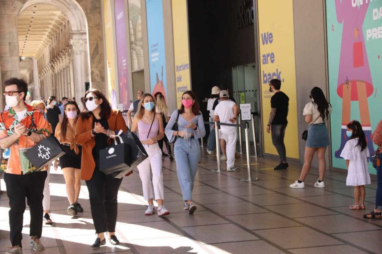 La zona gialla vale 269 milioni in più per il commercio di Milano