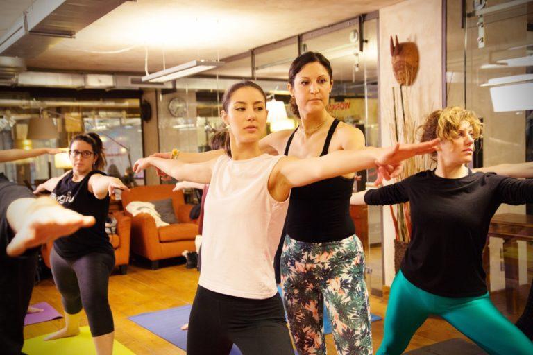 Susy Galante, una vita in leggings: «Riscopriamo la bellezza con lo Yoga»