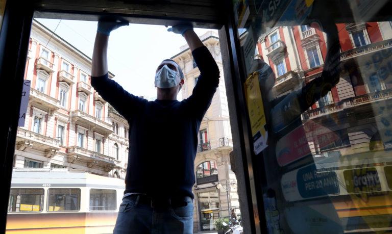 Milano, tra coprifuoco ed errori non detti