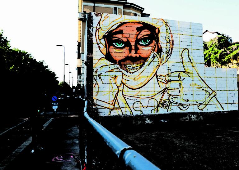 Milano diventa la prima città con uno sportello dedicato alla Street Art