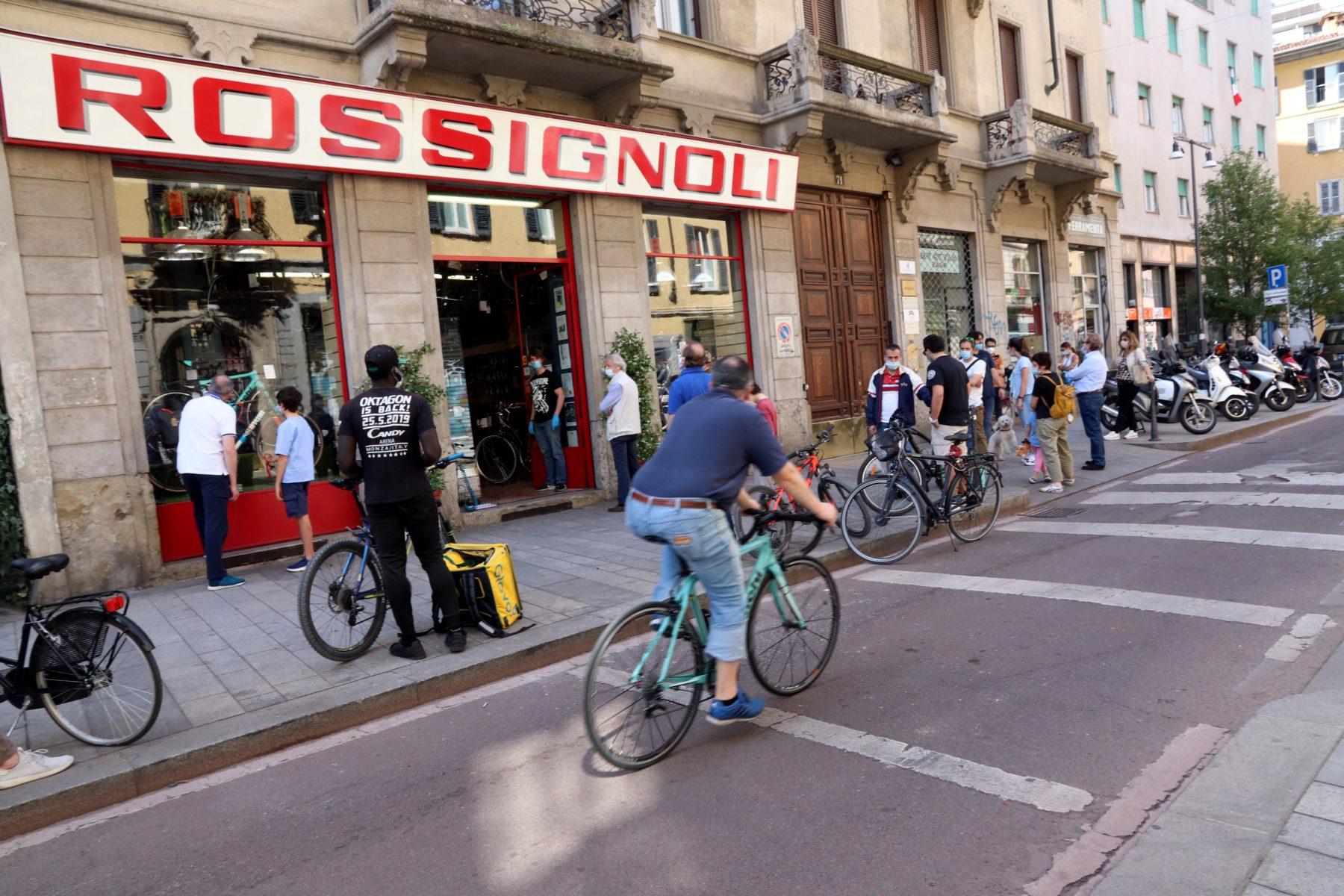 bonus biciclette - Rossignoli