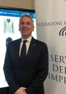 Massimo Torti, segretario generale di Federazione Moda Italia