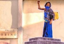statua bambine vittime violenza