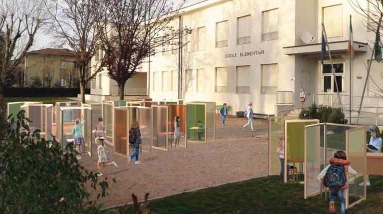 Un box ecologico per ricominciare la scuola
