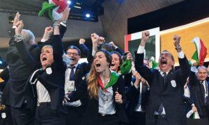 Sala Olimpiadi Milano Cortina 2026