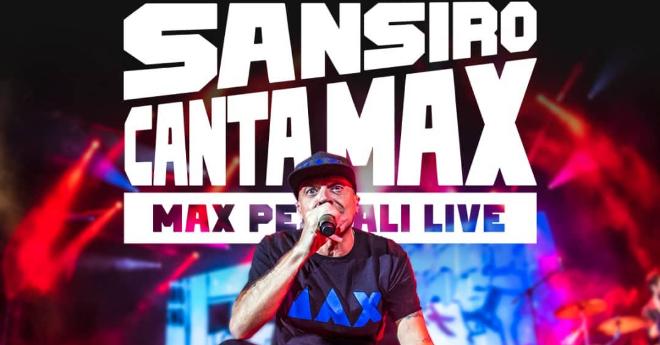 """""""San Siro canta Max"""", le nuove date del 2021"""