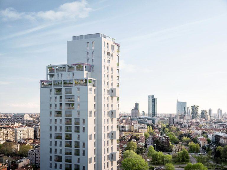 Torre Milano, una casa contro il virus