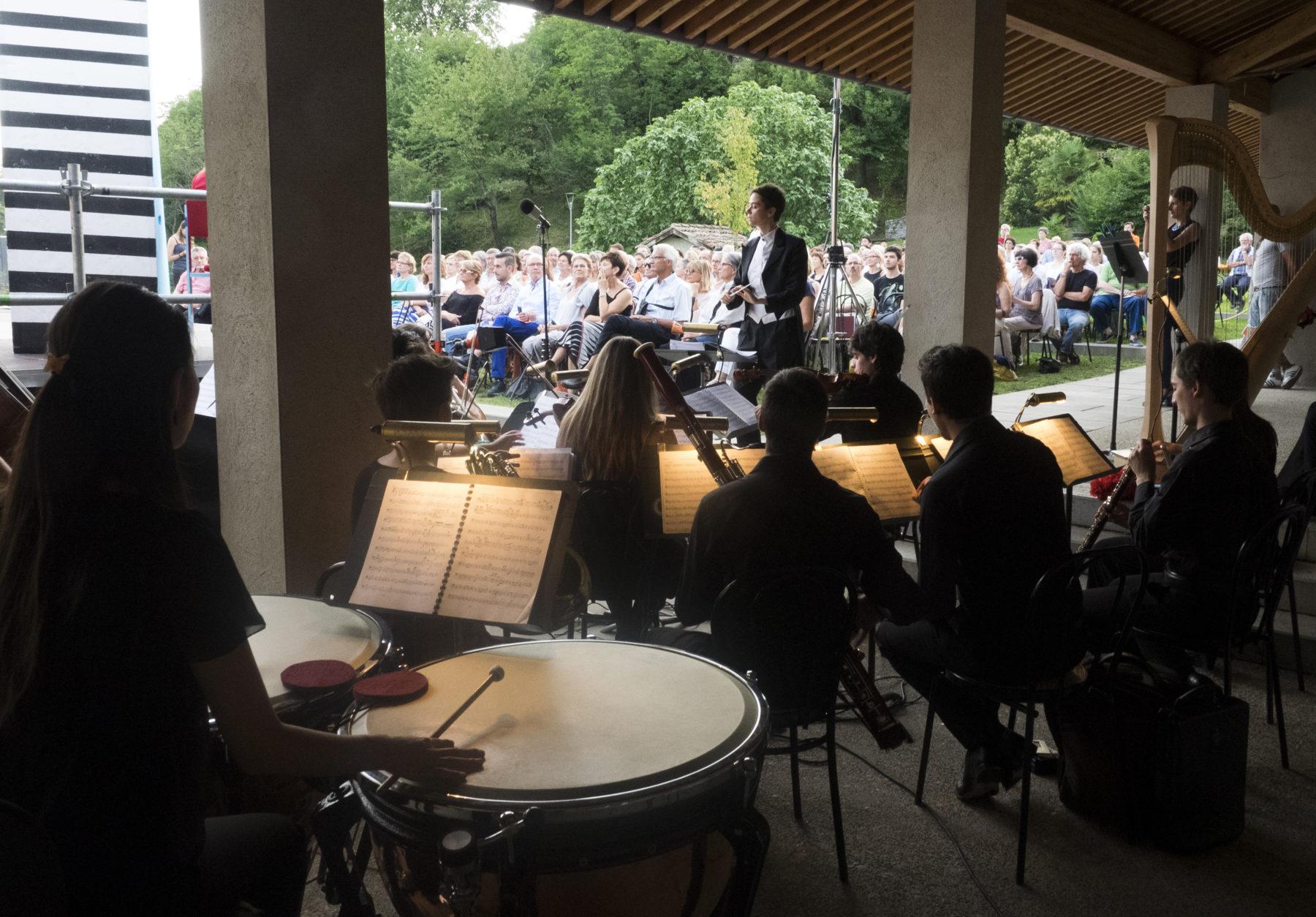 Estate - Ticino musica