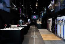 Dyson Demo Store