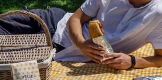 Peck Picnic all'aperto