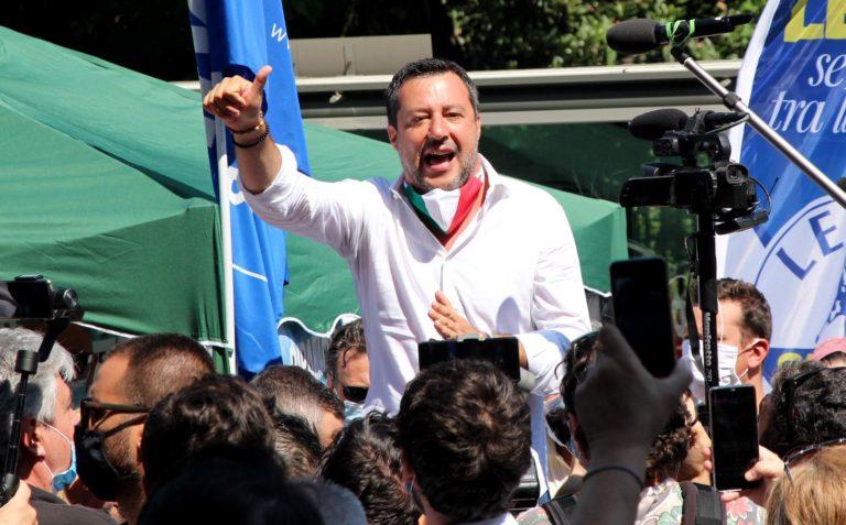 Corsa a Palazzo Marino, Salvini annuncia: «Manager di alto livello pronti a scendere in campo»