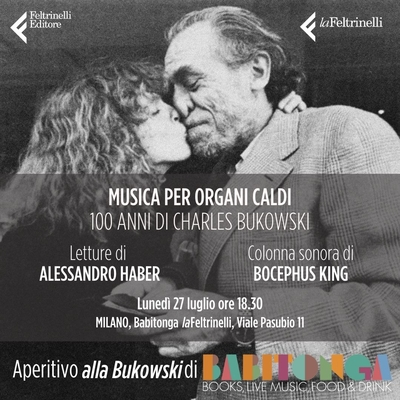 Babitonga LaFeltrinelli 100 anni di Bukowski