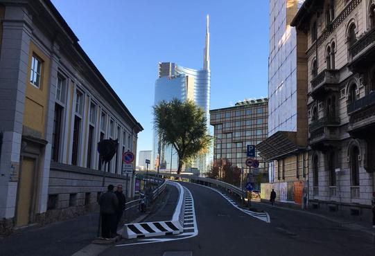 Milano, il nuovo cavalcavia Bussa: già criticato prima del termine dei lavori
