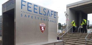 feel safe stadi
