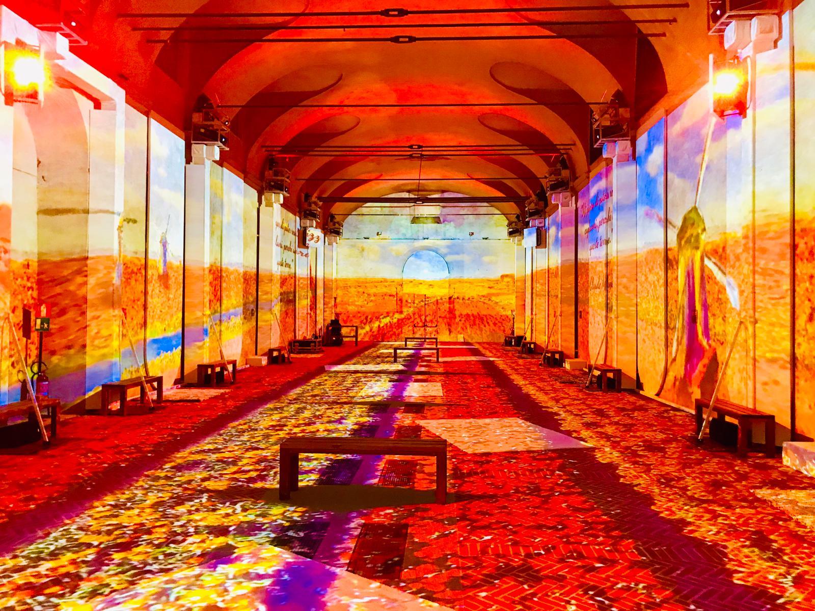 L'Arcimboldi riparte dall'arte e apre i suoi spazi a due mostre: da Monet alla Street Art