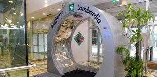 tunnel sanificatore regione lombardia