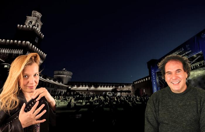 Chianura e Floraleda portano l'Electroclassic al Castello: «L'elettronica incontra la tradizione»