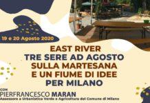 east river 18-20 agosto