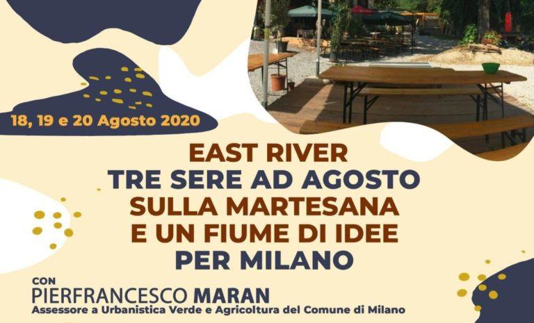 La Milano di domani all'East River Martesana: il programma della terza giornata