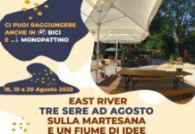 east river 18-20 agosto milano