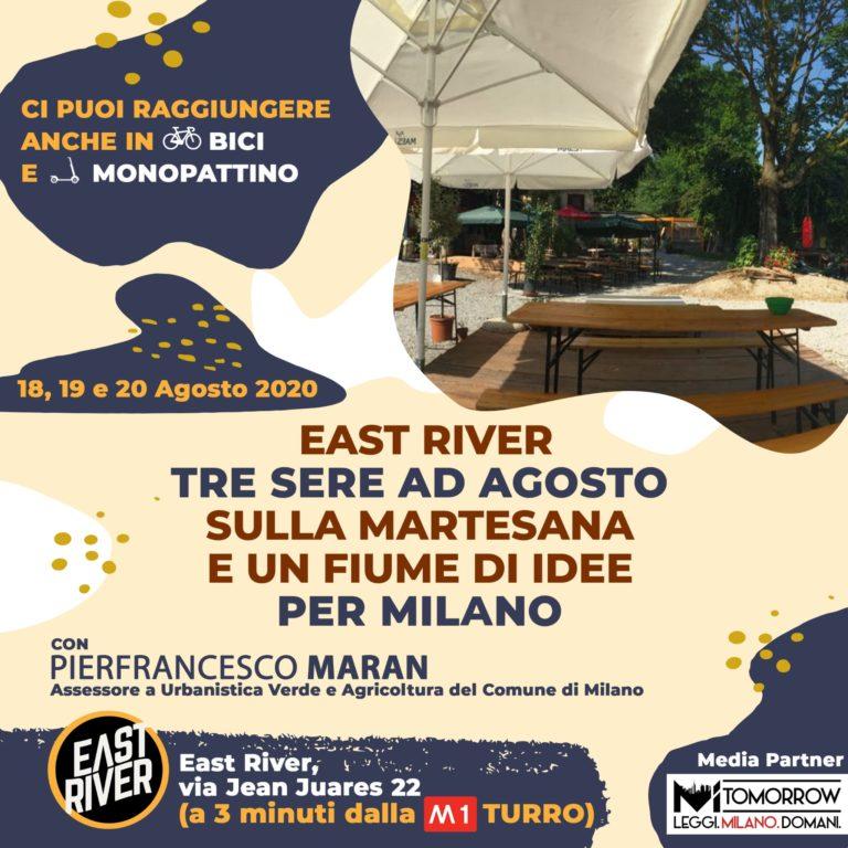 All'East River la Milano che ci piace