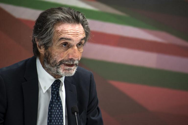A colloquio con Fontana: «A Milano serve un sindaco che sappia guardare oltre»